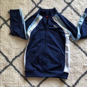 Puma Kids'. Jacket